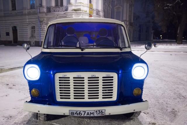 Форд Транзит 1976