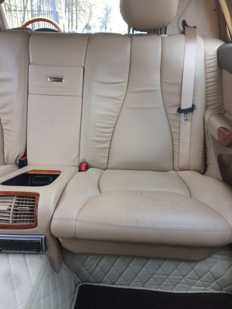 Mercedes S500 Pullman